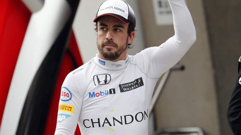 Alonso responds to Toro Rosso questions