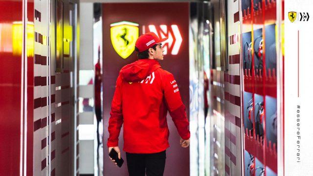 Leclerc admits 'still learning' from Vettel