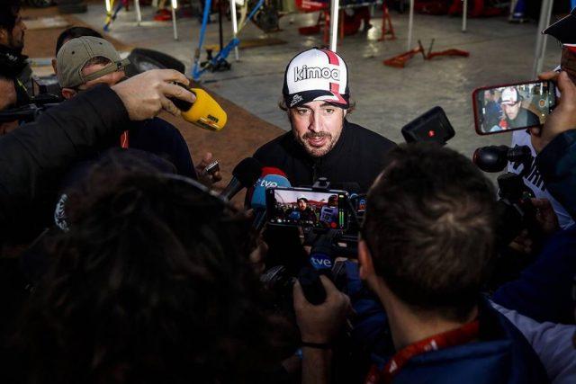 Alonso plays down chances of 2021 Ferrari return