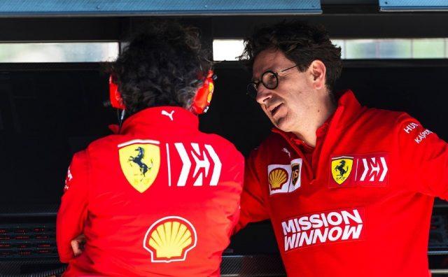 Ferrari's 2020 car passes FIA crash tests