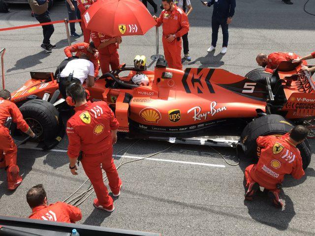 Insider senses trouble with Ferrari's 2020 car