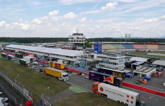F1 door 'not closed' to Hockenheim