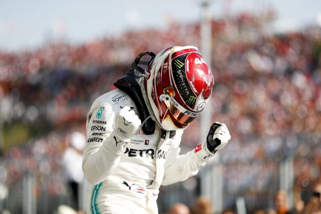 Domenicali doubts Hamilton heading to Ferrari