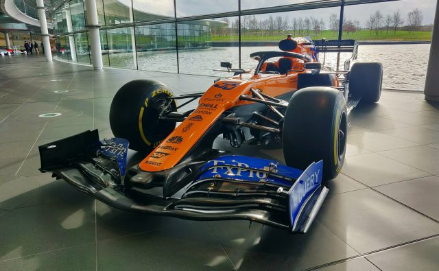 No big step for McLaren in 2020 – Brown