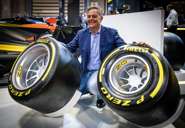 2019 tyres to make 2020 'predictable' – Isola