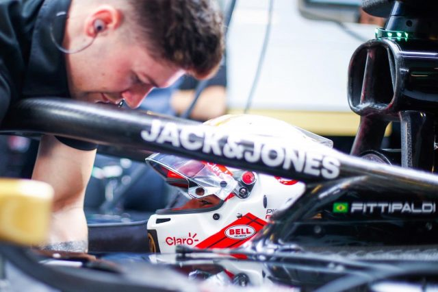 Fittipaldi keeps job as Haas reserve