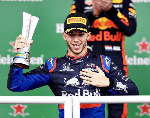Gasly deserves 'some blame' for Red Bull demotion