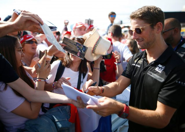 Grosjean thinks about life after F1