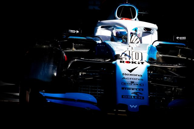 Williams aims to debut 2020 car on first test day