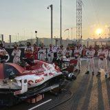 Giovinazzi has 'hope' for better Ferrari engine