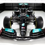 Only 30 simulator laps for Hamilton this winter