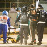 Haas makes car changes after Grosjean crash