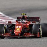 Sainz poses 'danger' to Leclerc – Villeneuve