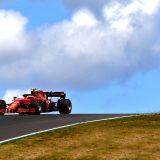 Binotto happy with 'second driver' Sainz