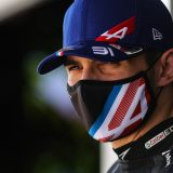 Wolff suggests Ocon likely to stay at Alpine