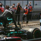 Hamilton the stand-out 2021 driver so far – Sainz