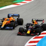 Perez leaves Verstappen 'on his own again'
