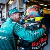 Vettel 'completely different' at Aston Martin – Ebel