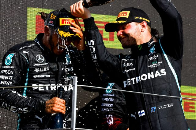 Hamilton is 2021 title favourite again – Ecclestone