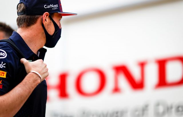 Honda's Yamamoto 'worried' about Verstappen engine damage
