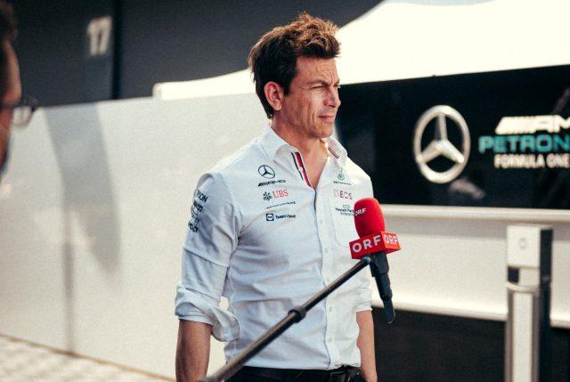 Wolff understands Verstappen father's 'emotion'